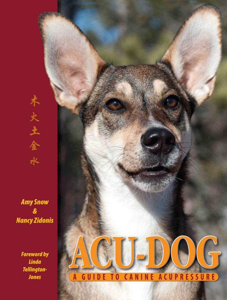 canine acupressure book
