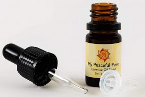 A Topical Blend of Essential Oils