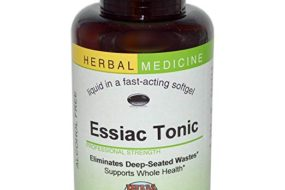 Herbal Alcohol-Free Essiac Tea Softgels