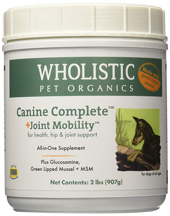 wholistic pet organics