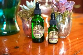 Essential Oil for Natural Pain Relief