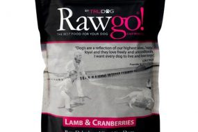 Lamb and Cranberry Dehydrated Raw Dog Food
