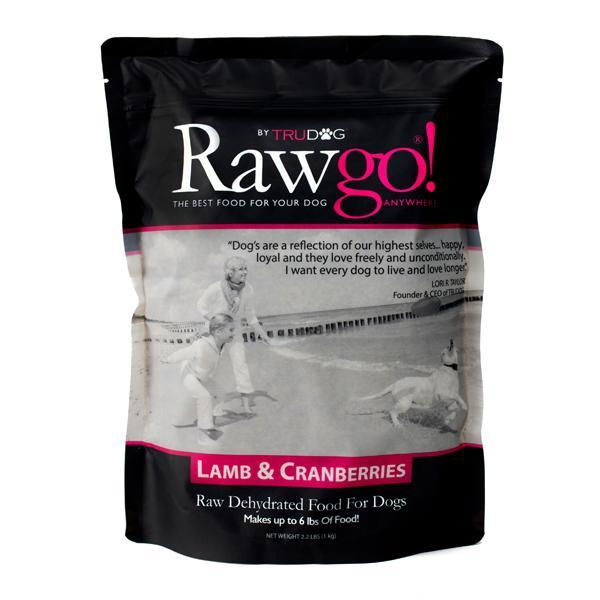 rawgo dog food