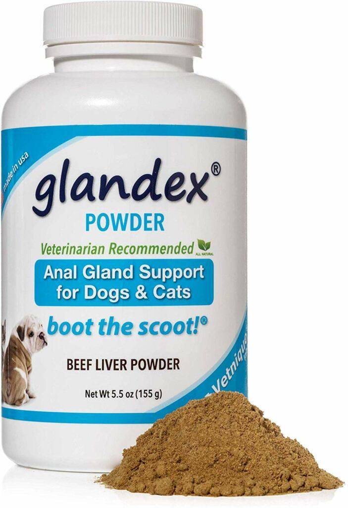 glandex powder for anal glands