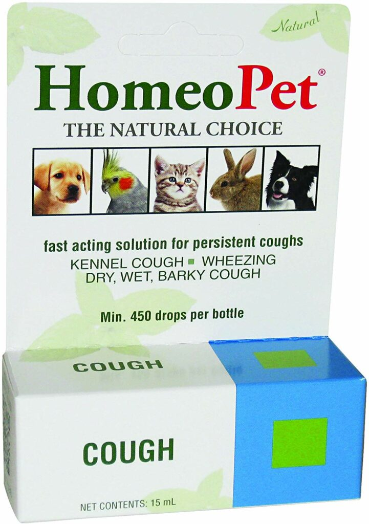 homeopet for persistent cough