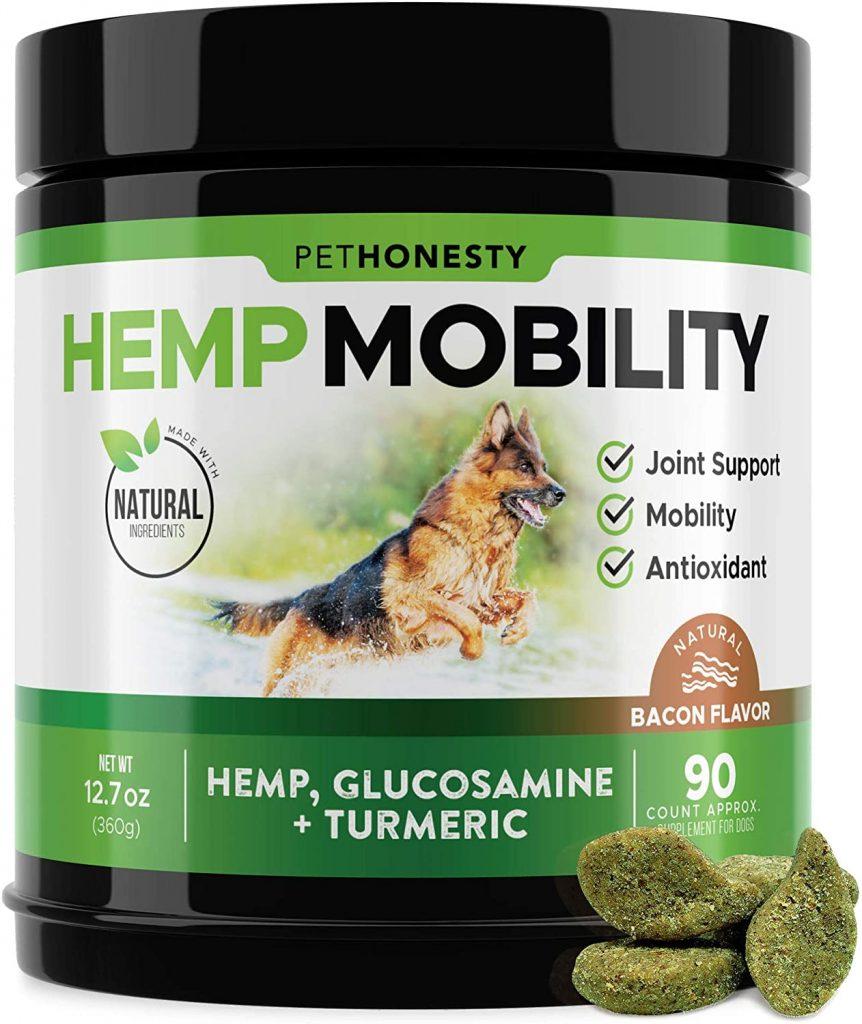 hemp mobility treats