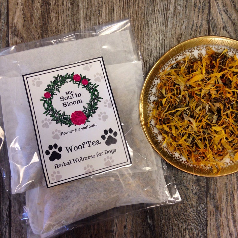woof tea for dogs