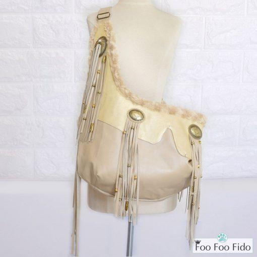 boho dog sling