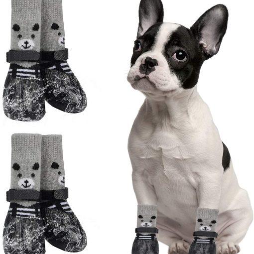 non_slip dog socks